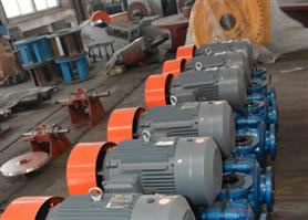 DH(R) Series Slurry Pump