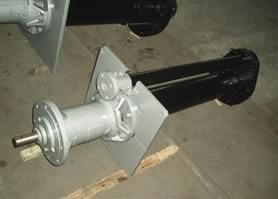 Double Suction Sump Slurry Pump